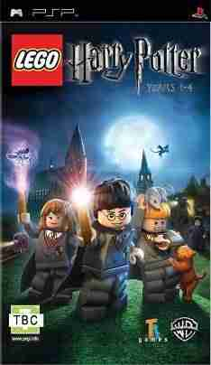 Descargar LEGO Harry Potter Years 1-4 [MULTI5][USA] por Torrent